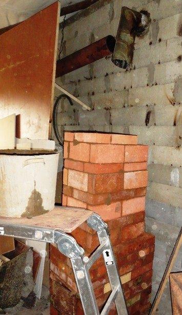 Построить печку в гараже своими руками 36