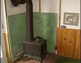Печь буржуйка из старого бидона или газового баллона
