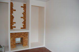 Dekorativnoe-oformlenie-falsh-kamina Фальшкамин для квартиры своими руками фото пошаговой инструкции