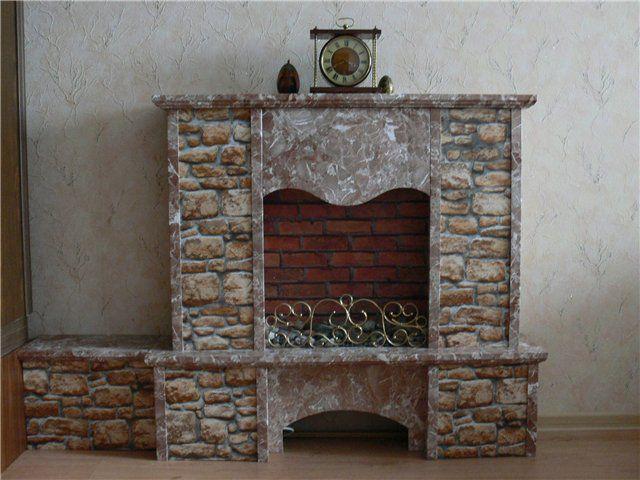 Декоративный камин электрический камень электрокамин dimplex laguna каминокомплект