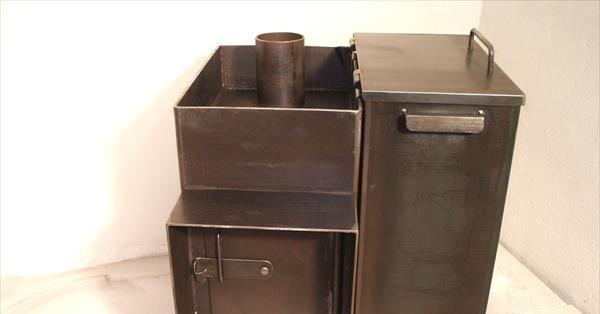 Как сделать печь для бани 33