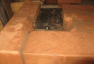 Камин своими руками из кирпича пошаговая инструкция