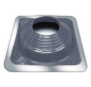 Полимерно-металлическая разделка для круглых труб
