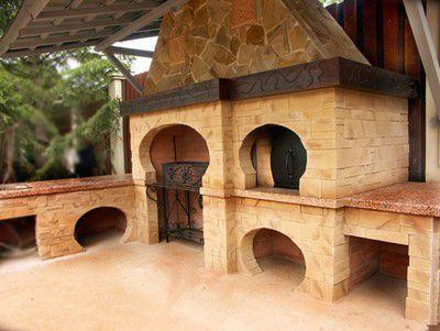 Солидное каменное сооружение