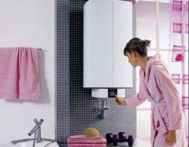Устройство бойлера для нагрева воды