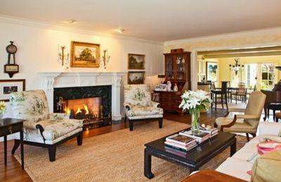 Какая комната в стиле классицизма без камина?