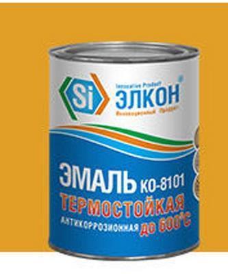 Базовая термостойкая эмаль Элкон КО-8101