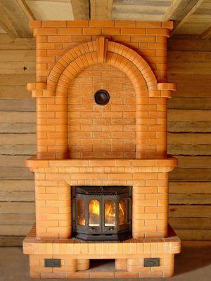 Высокая термическая стойкость и защита камина от негативного внешнего воздействия
