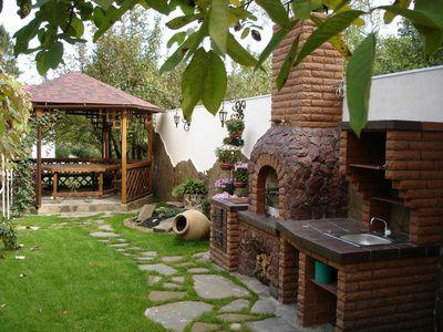 Уютный уголок для отдыха и приема гостей