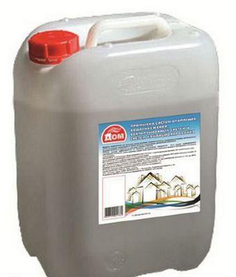 Жидкость для промывки системы отопления