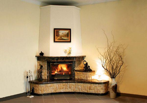 Камин дровяной для дома своими руками фото 148