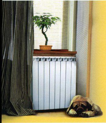 Самые современные - биметаллические радиаторы