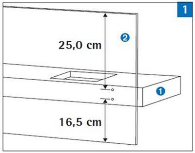 1.Нижняя панель - подставка под топливный бак 2.Огнеупорное стекло.