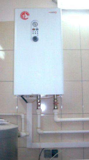 электрокотлы для частного дома