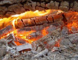 Температура горения дров: от чего зависит и как повысить