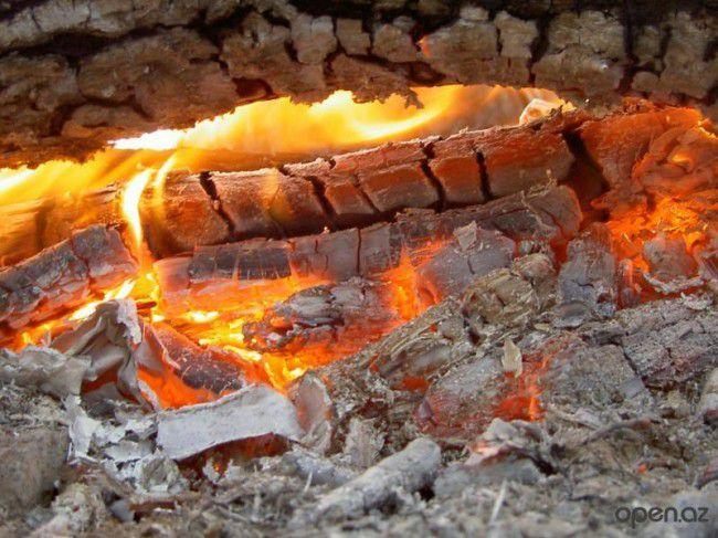 температура горения дров