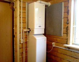 Энергонезависимые газовые котлы отопления: как выбрать и установить