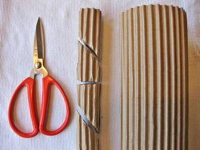 """Несложный процесс изготовления """"дров"""""""