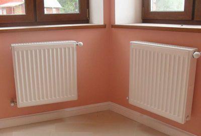Панельный тип стальных радиаторов