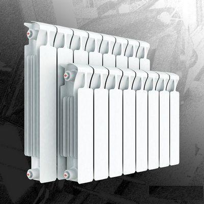 Радиаторы отличаются многообразием размеров