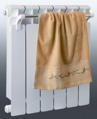 Удобный кронштейн для сушки полотенец