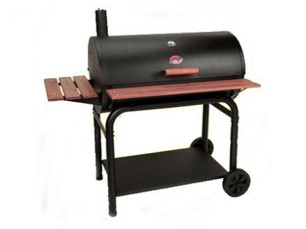 Гриль барбекю на углях