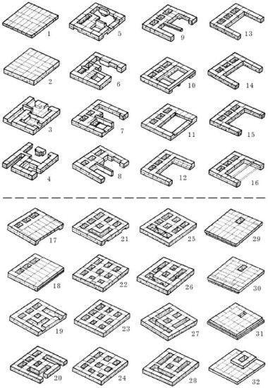 схема кладки - часть 2
