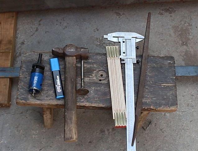 готовим инструменты