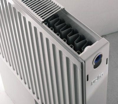 Внутреннее устройство панельных радиаторов