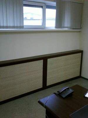 Декоративные короба-экраны
