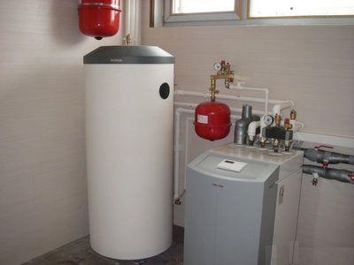 Установка бака-аккумулятора дает существенную экономию энергоресурсов