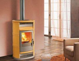 Печь для дома на дровах — теплый дом при маленьком расходе дров