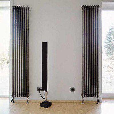 Радиаторы могут достигать значительных размеров в высоту