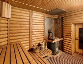 Печи для сауны на дровах: советы по выбору и установке