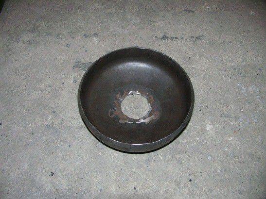 Заготовка для крышки пиролизной печи «бубафоня»