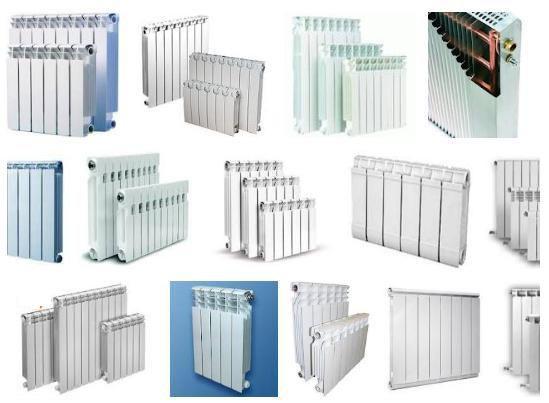 Виды радиаторов отопления для квартиры