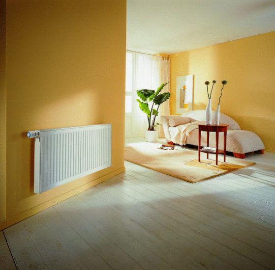 Радиаторы отопления - какие лучше для квартиры
