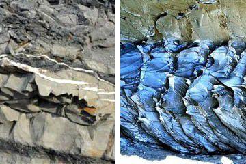 Внешний вид бентонитовой глины
