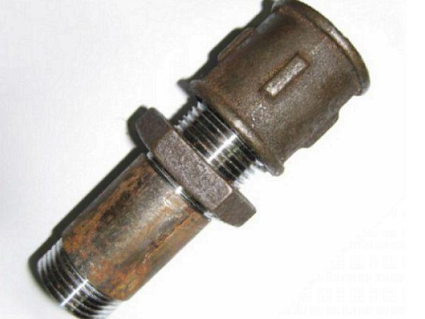 Муфтовое резьбовое соединение
