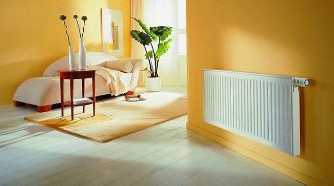 Радиаторы должны не только выполнять свои функции, но и вписываться в интерьер