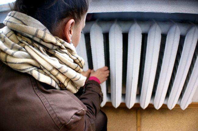 """Центральная система отопления порой """"грешит"""" перепадами температуры"""