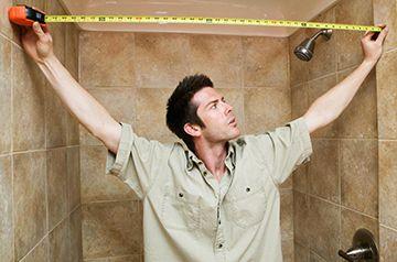Измеряем площадь помещения