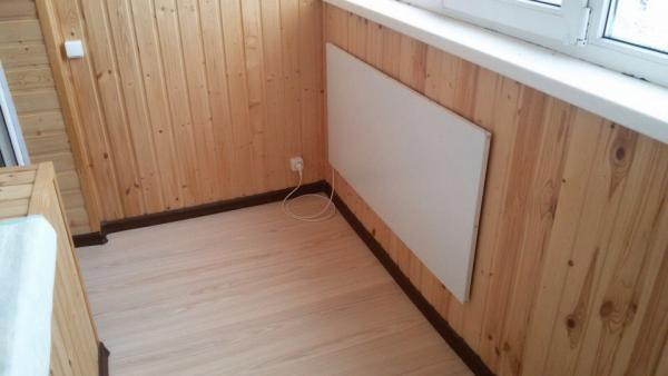 Панельный ИК обогреватель для дома