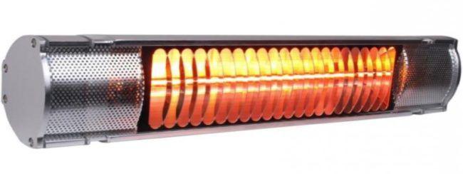 Ламповый ИК обогреватель