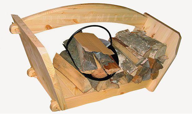 Подставка под дрова своими руками