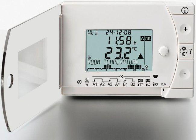 Современный терморегулятор