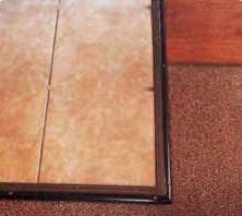 Деревянные раскладки для плитки