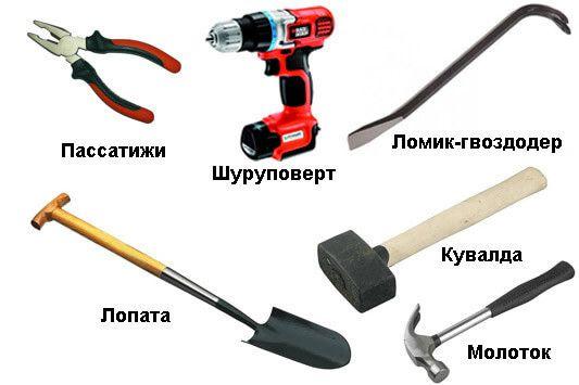 Инструменты для армирования