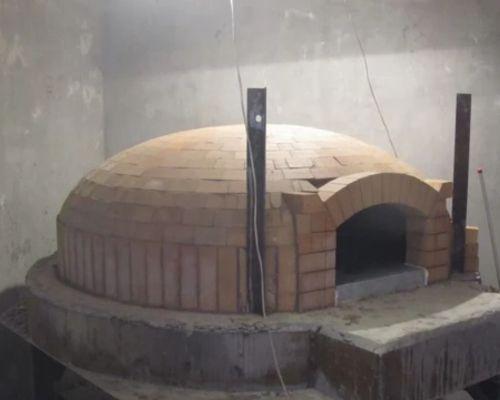 Неаполитанская печь