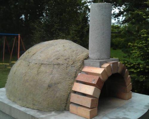 Сохраняйте пропорции входа и купола